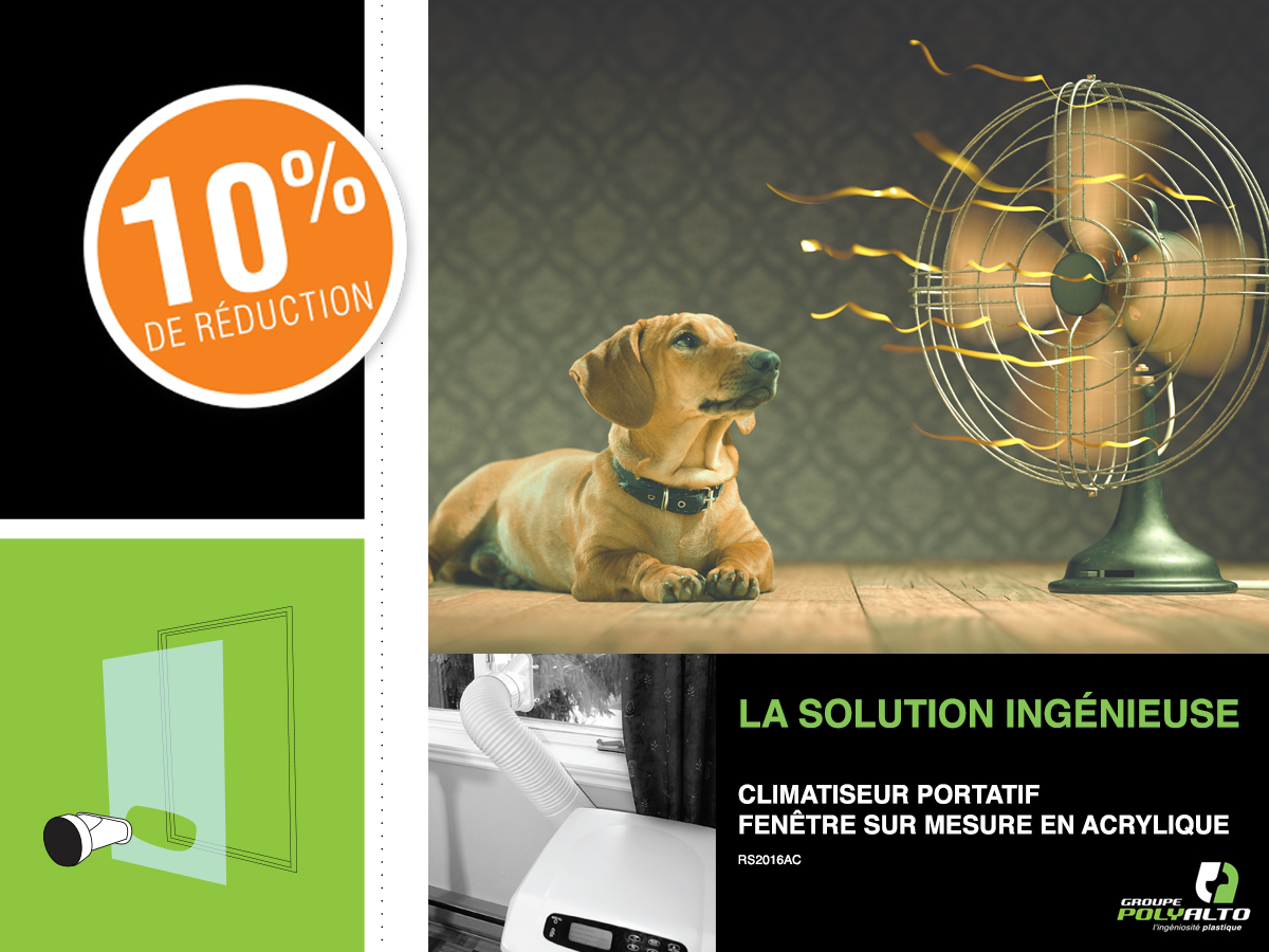 Promotion Air Conditionné Groupe PolyAlto