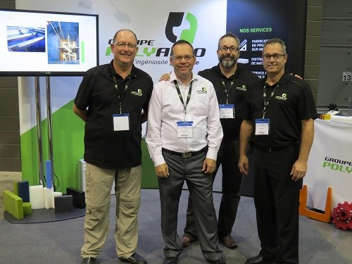 Polyalto exposes at 16th Industrial Quebec Show
