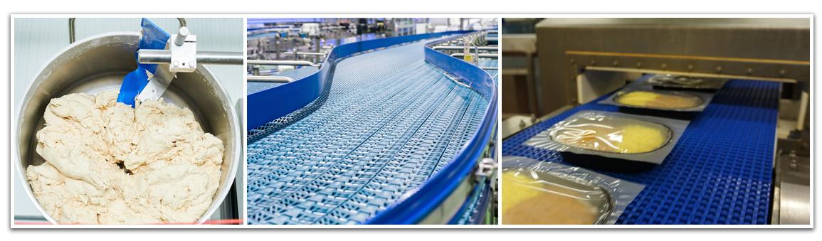 Groupe PolyAlto | Tivar MD | Acetron MD | Nylatron MD | Ketron MD  | Détectable par magnétisme | Industrie alimentaire | Manufacturier alimentaire | Cuisine | Restaurant