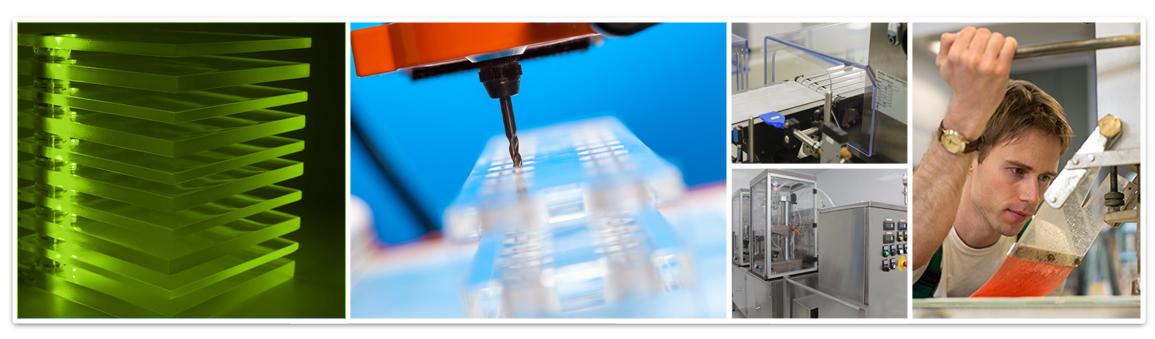 Groupe PolyAlto | Polycarbonate | Plastique | Sécurité | Garde de Protection | Makrolon
