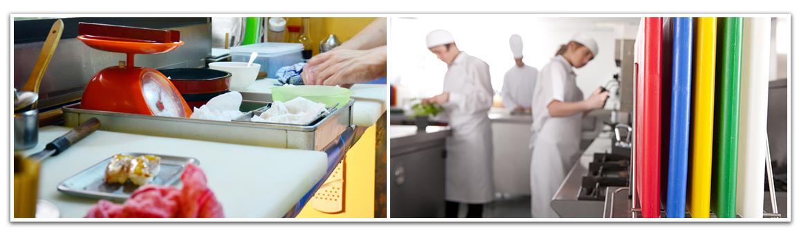 Groupe PolyAlto | HDPE Sanalite | Plache à découper | Table de coupe | Industrie alimentaire | Manufacturier alimentaire | Cuisine | Restaurant